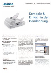 AV610C2 DE - ImageWare Austria GmbH