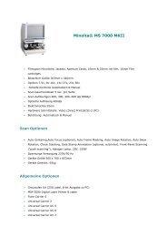 Minolta® MS 7000 MKII