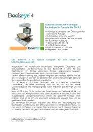 BE 4 Prospekt - ImageWare Austria GmbH