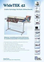WideTEK 42 - ImageWare Austria GmbH