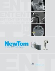 Cone Beam CT 3D Imaging Systems