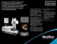 NewTom VGi Flex Specifications - Image Works