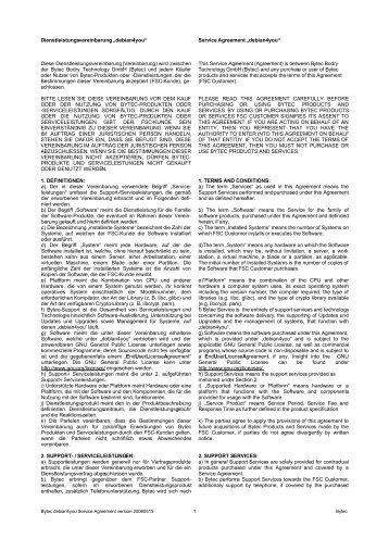 Debian/Ubuntu FSE maintenance agreement - BYTEC Bodry ...