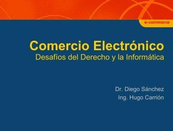 Comercio Electrónico - Imaginar