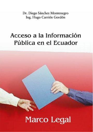 Acceso a la Información Pública en Ecuador, 2005 - Imaginar
