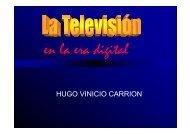 HUGO VINICIO CARRION - Imaginar