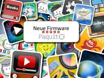 Neue Firmware - Imaginarium