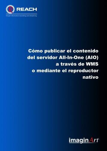 Servidor All-In-One - imaginArt
