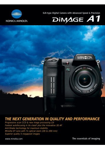 the next generation in quality and performance - imaginArt