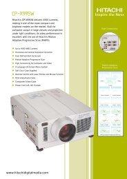 CP-X995W - imaginArt