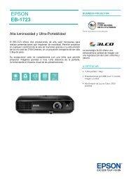 Ficha de producto (pdf esp) - imaginArt