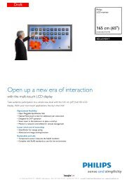 BDL6540AT/00 Philips LCD monitor - imaginArt
