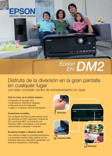 Epson EH DM2 - Arqui.com