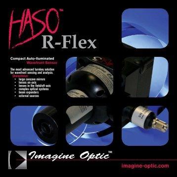 Compact Auto-lluminated Wavefront Sensor The ... - Imagine Optic