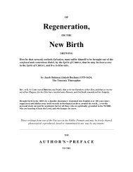 Regeneration - ImagoMundi