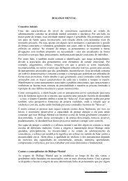 Diálogo Mental - ImagoMundi