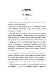 A POLÍTICA - ImagoMundi