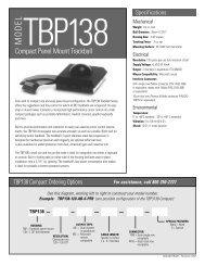TBP138 Spec Sheet.1 - Ä°maj Teknik