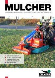 robust und kompakt hydraulisch verstellbar hohe mulchleistung ...