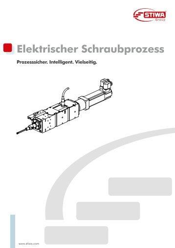 Elektrischer Schraubprozess - STIWA