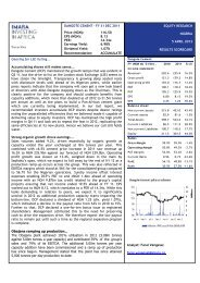 EQUITY RESEARCH NIGERIA 5 APRIL 2012 RESULTS ... - Imara