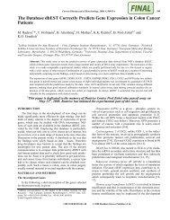 2008 Curr Pharm Biot 9 509 - Leibniz Institute for Age Research