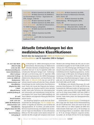 Bericht aus mdi 4/2008 über das Symposium am 18.09.2008 in ...