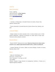 Julia Tau Datos Personales Títulos Línea de Trabajo Posición ...