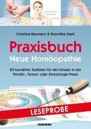 Neue Homöopathie - Anshelot