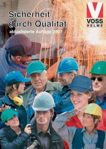Produkt-Kataloge Arbeitsschutz-Ausrüstung - Heinz Warschow ...