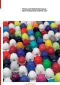 Produkt-Kataloge Arbeitsschutz-Ausrüstung - Heinz Warschow ... - Page 6