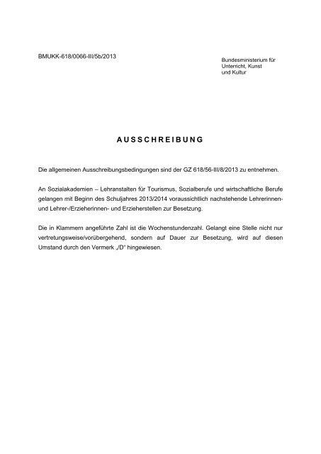 BMUKK-618/0066-III/5b/2013 (pdf, 169 KB) - Bundesministerium für ...