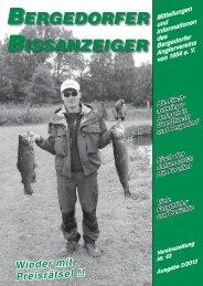 Ausgabe 2/2013 - Bergedorfer Anglerverein