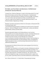 PR nanoTruck+Winter-Uni 2007 - Universität Rostock