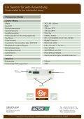 iCount - ME ACTIA GmbH - Page 4