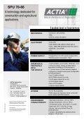 SPU 70-66 - ME ACTIA GmbH - Page 2