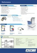 Product sheet download - I+ME ACTIA GmbH - Page 3