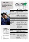 Datasheet download - ME ACTIA GmbH - Page 2