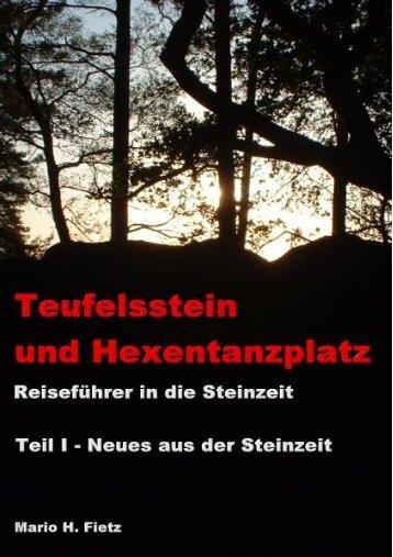 Teufelsstein & Hexentanzplatz I