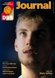 Niels Giffey - Deutscher Basketball Bund