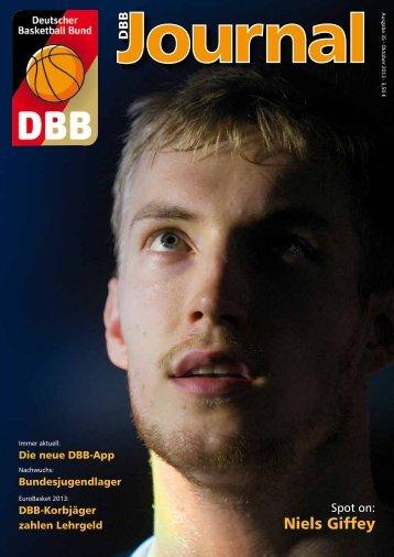 Niels Giffey - Deutscher Basketball Bund