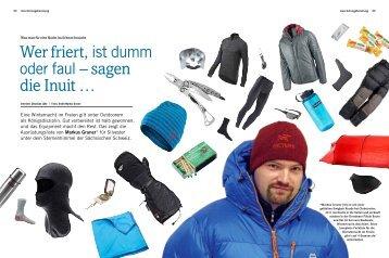 Ausrüstungsberatung als Download - 4-Seasons.de