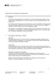 Empfehlungen für schuleigene Informatikkonzepte 1 ... - imedias