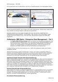 """Willkommen zum """"IBM DB2 Newsletter"""" -  CURSOR Distribution - Seite 2"""