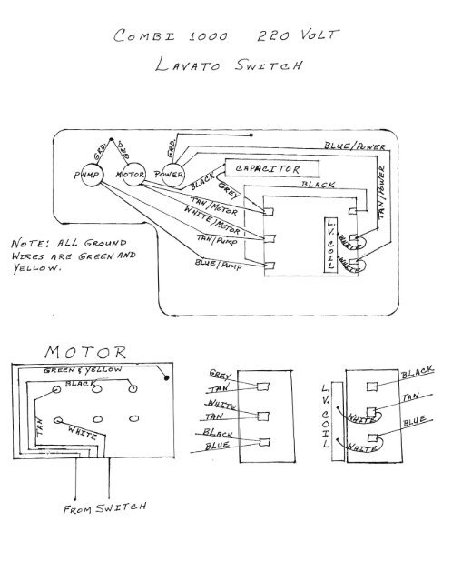 View Wiring Diagram 220v Lovato And Telemachanique