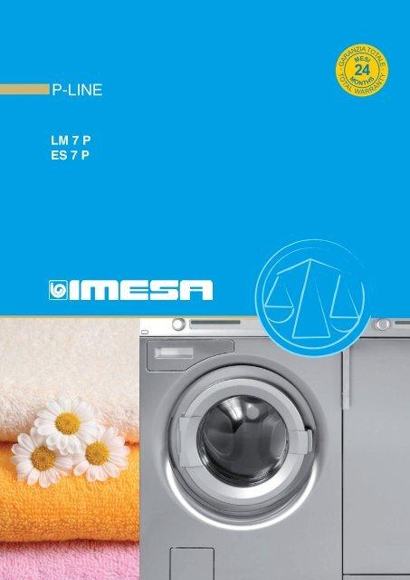 Scarica il catalogo P - LINE - IMESA SpA