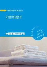 catalogo serie fi - IMESA SpA
