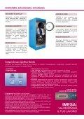 Scarica il catalogo TANDEM LAUNDRY - IMESA SpA - Page 3