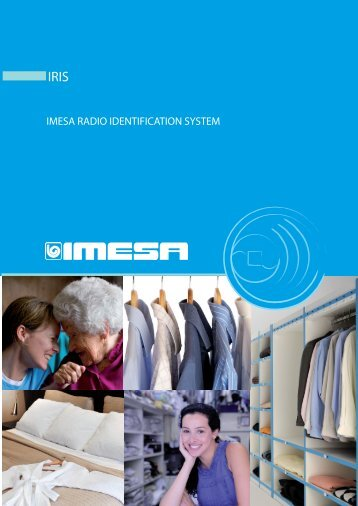 IMESA RADIO IDENTIFICATION SYSTEM - IMESA SpA