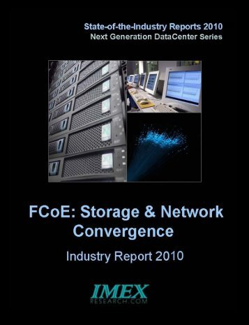 FCoE Report 2009 TOC - IMEX Research